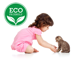 { Environmentally friendly } cleanings are very important, and you're going to need these if you're not around to clean your own carpets.